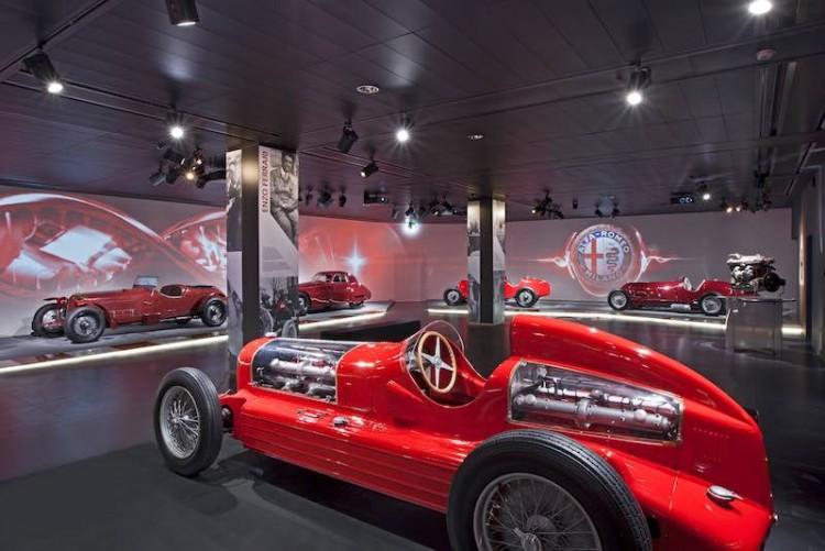 Pre-war Alfa Romeo Museum