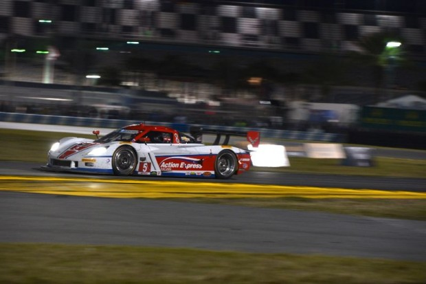 Action Express Racing Corvette Daytona Prototype
