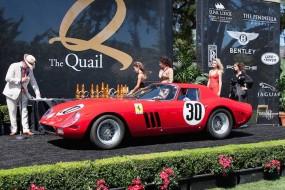Ferrari 250 GTO/64 at Quail Gathering