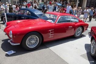 1956 Maserati A6G/2000 by Zagato