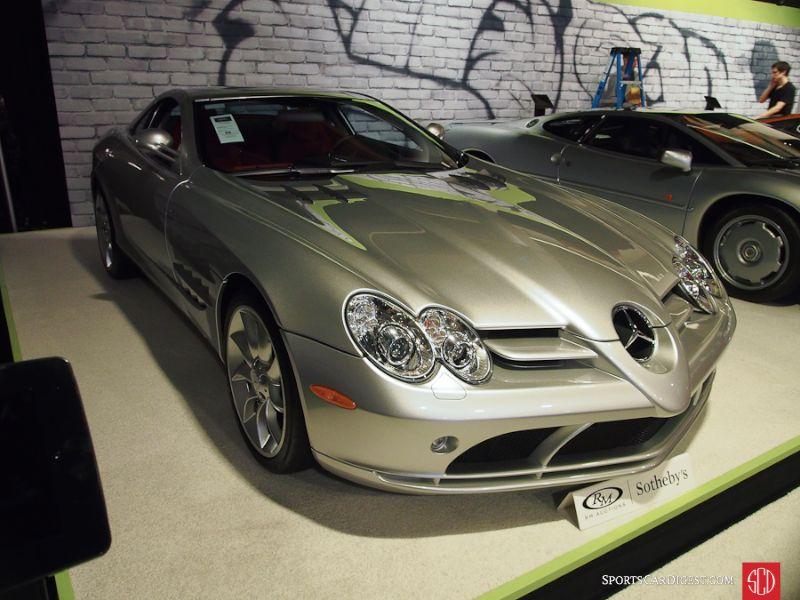 2005 Mercedes-Benz SLR McLaren Coupe