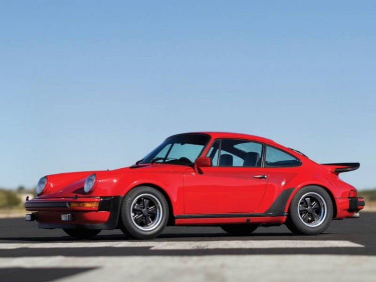 1976 Porsche 911 Carrera Turbo Coupe