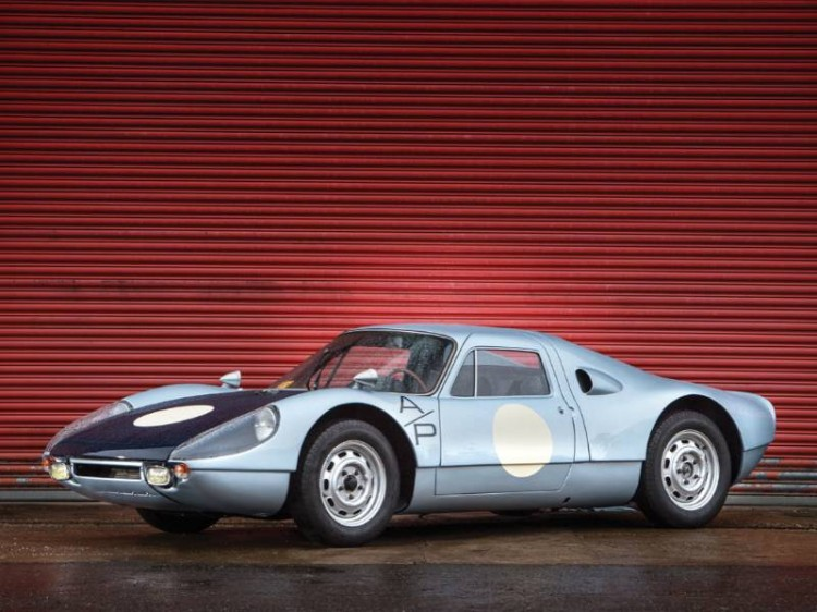 1965 Porsche 904 Carrera GTS Coupe