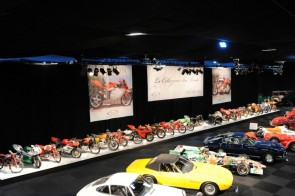 RM London 2011 Motorcycles