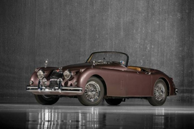 1959 Jaguar XK 150S 3.4 Roadster