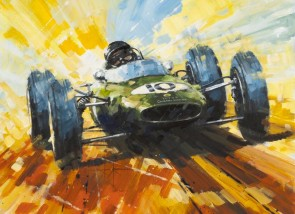 Team Lotus featured at Race Retro 2013
