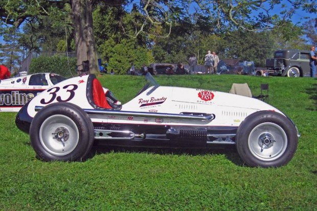 <strong>Chairman's Award, 1950 Schroeder Indy Car Ray Brady Special</strong>