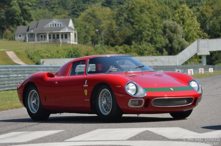 1964 Ferrari 250 LM owned by Ralph Lauren