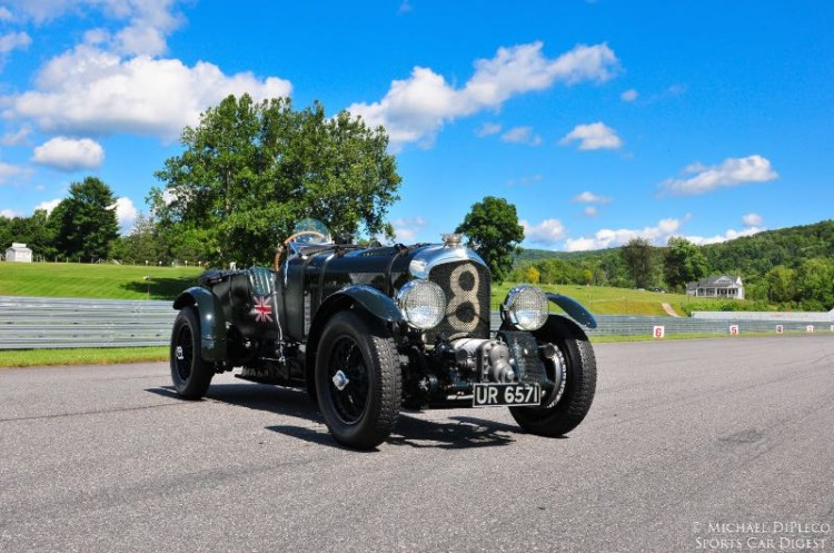 1929 Birkin Blower Bentley 4.5-Litre Vanden Plas owned by Ralph Lauren
