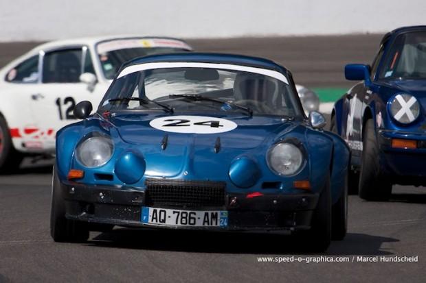 Renault Alpine A110 - Mondy-Frances / Lenoir