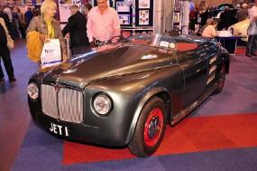 Replica Rover Jet Turbine