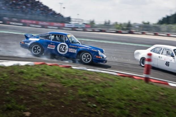 1972 Porsche 911 RSR 2.8 at Nurburgring Oldtimer Grand Prix 2010