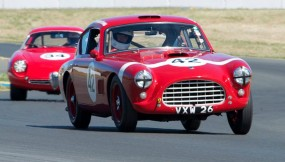 Rob Fisher's 1957 AC Aceca