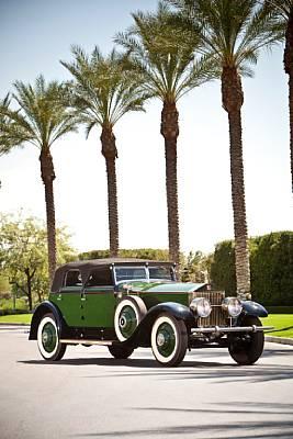 1930 Rolls-Royce Phantom I Transformable Convertible Sedan, ex-Marlene Dietrich