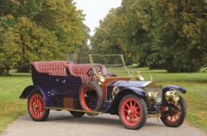 1911 Rolls-Royce 40-50 hp Silver Ghost Roi des Belges Tourer for sale