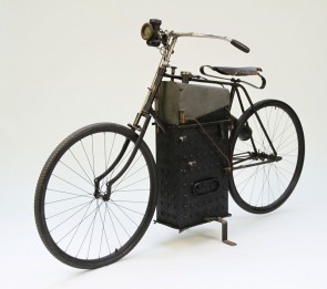1894 Roper Steam Motorcycle picture