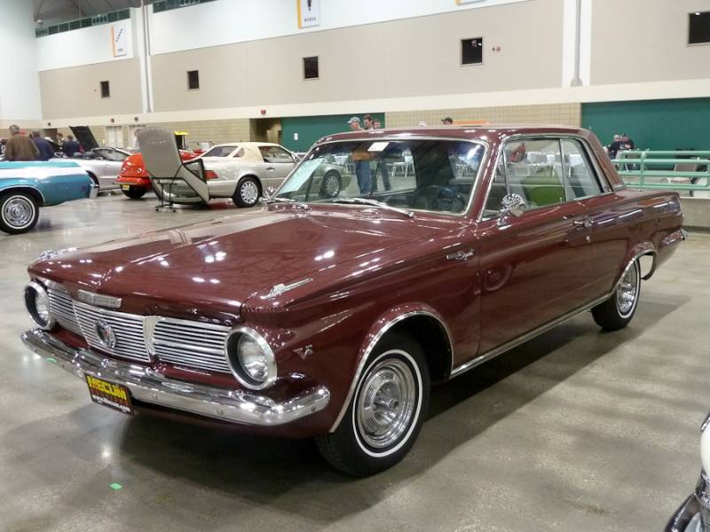 1965 Plymouth Valiant Signet 2-Dr. Hardtop