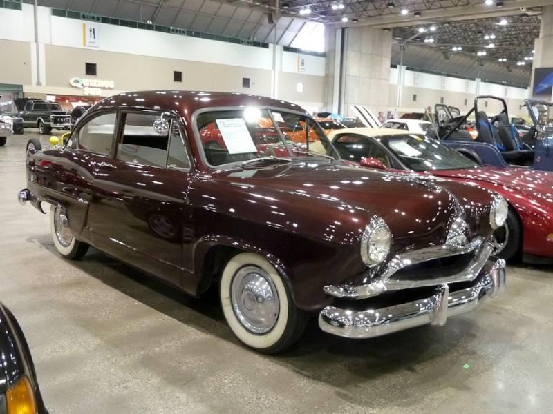 1953 Henry J Corsair 2-Dr. Sedan