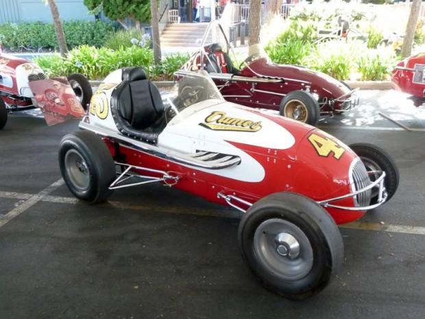 1946 Kurtis Kraft Offy Midget