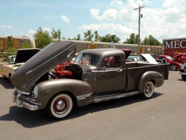 1945 Hudson Super Six Pickup