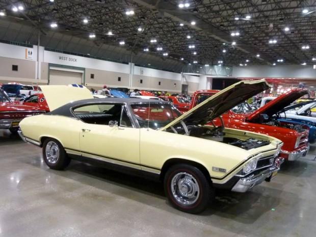 1968 Chevrolet Chevelle SS 396 2-Dr. Hardtop