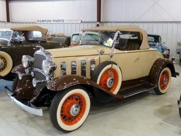 1932 Chevrolet Deluxe Roadster