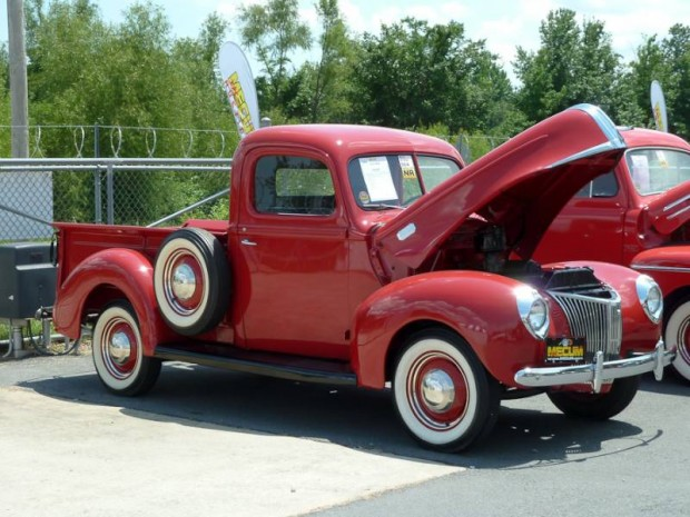 1940 Ford 01C Pickup