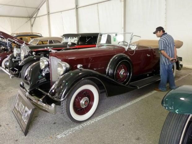 1934 Packard Super 8 1104 Tourer
