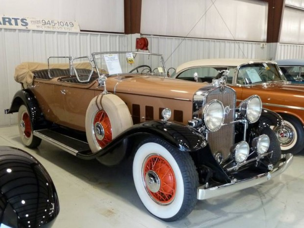 1931 Cadillac 355-A V-8 Dual Cowl Phaeton