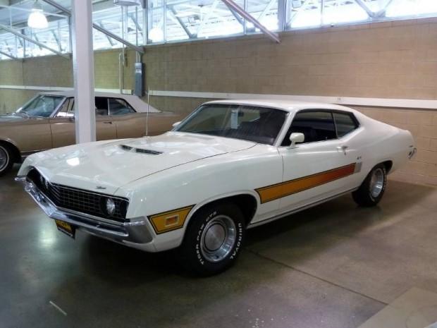 1970 Ford Torino GT 2-Dr. Hardtop