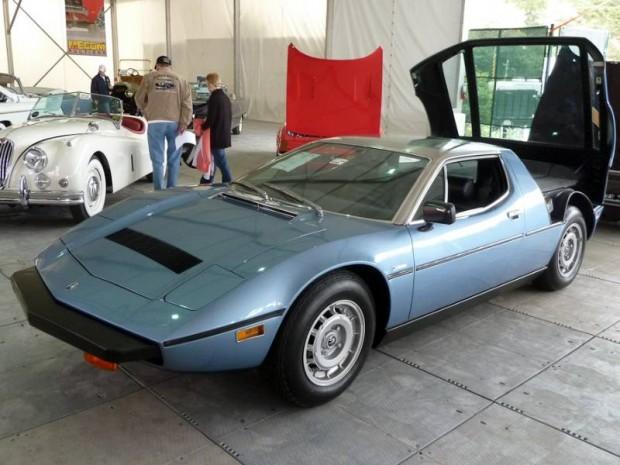 1977 Maserati Bora 4.9 Coupe