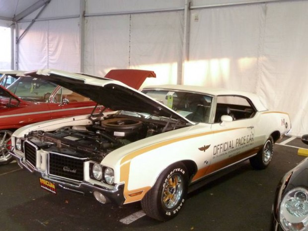 1972 Oldsmobile Hurst/Olds Convertible