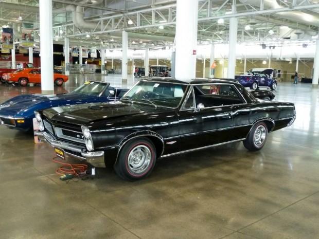 1965 Pontiac LeMans GTO 2-Dr. Hardtop