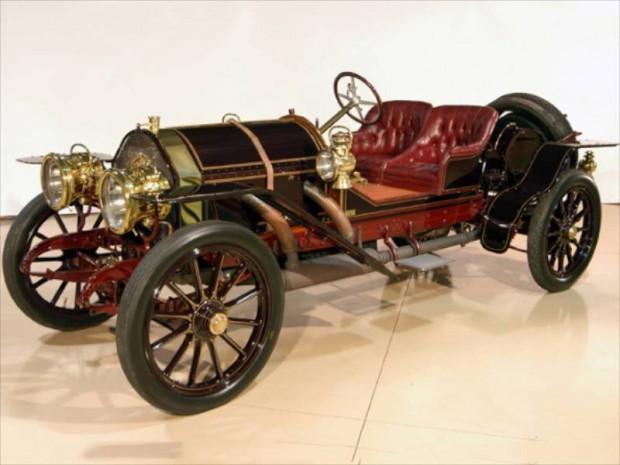 1908 Simplex 50 Speedcar Roadster