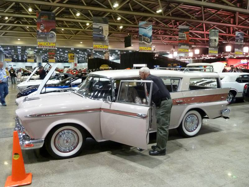 1959 Rambler Cross Country Station Wagon