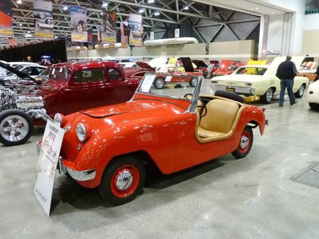 1950 Crosley Hot Shot Roadster