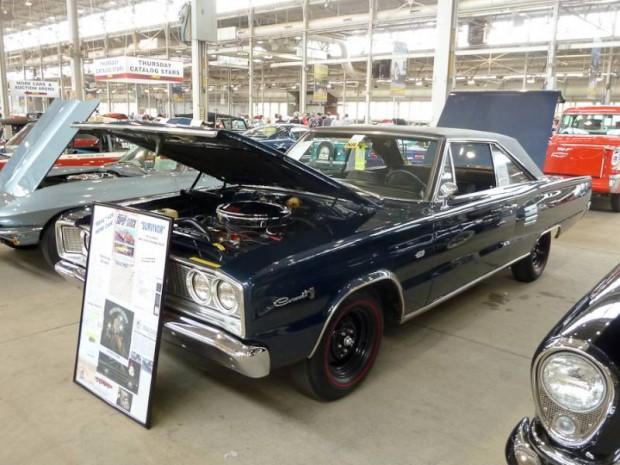 1966 Dodge Coronet 500 Hemi 2-Dr. Hardtop