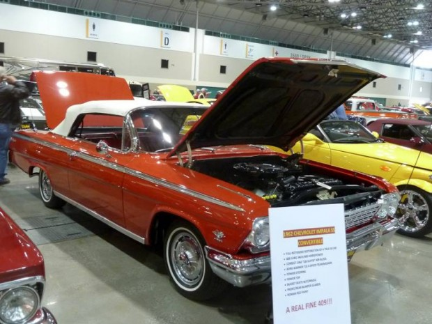 1962 Chevrolet Impala SS Convertible