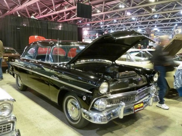 1955 Ford Customline 2-Dr. Sedan
