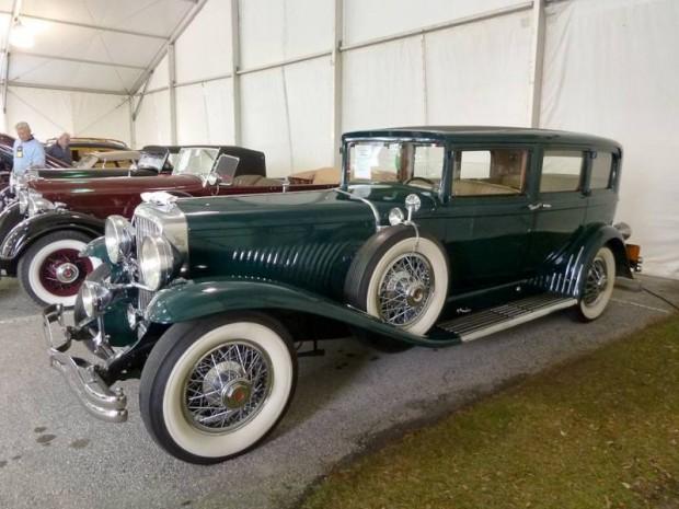 1930 Duesenberg Model J Limousine