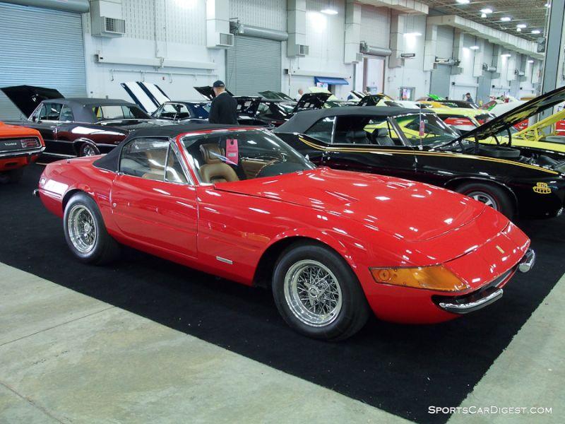 1972 Ferrari 365 GTB/4 Daytona Spider Conversion, Body by Carrozzeria Auto Sport
