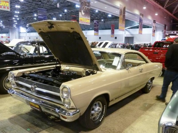 1966 Ford Fairlane GTA 2-Dr. Hardtop