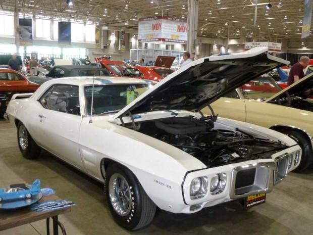 1969 Pontiac Trans Am 2-Dr. Hardtop