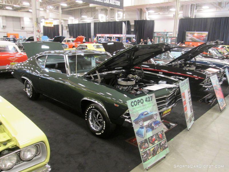 1969 Chevrolet Chevelle COPO 2-Dr. Hardtop