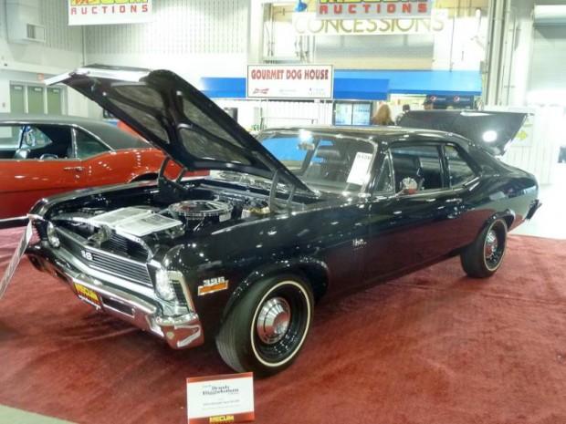 1970 Chevrolet Nova SS L89