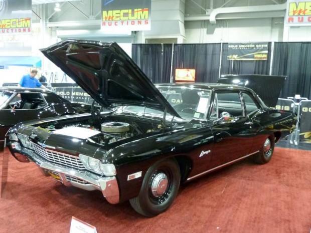 1968 Chevrolet Biscayne L72 2-Dr. Sedan