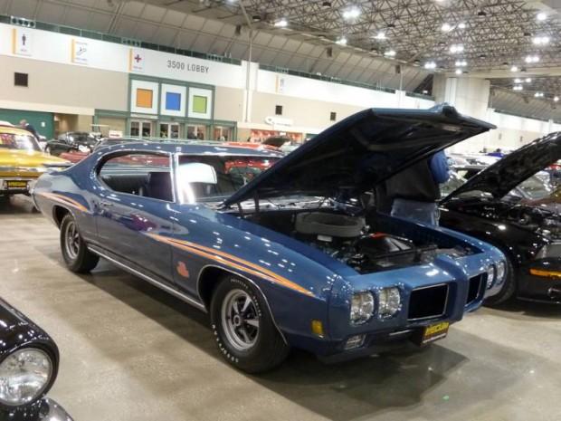 1970 Pontiac GTO Judge 2-Dr. Hardtop
