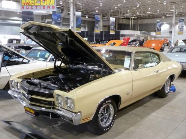 1970 Chevrolet Chevelle SS LS6 2-Dr. Hardtop