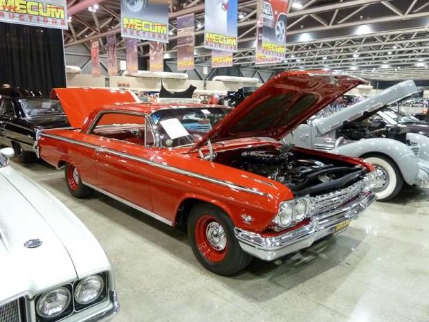 1962 Chevrolet Impala SS 409 2-Dr. Hardtop
