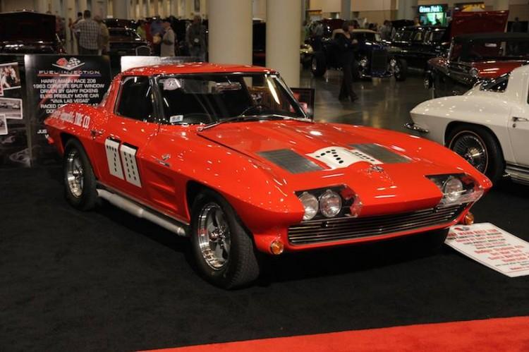 1963 Chevrolet Corvette FI Coupe Race Car